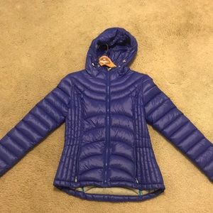 Thermal puffer jacket